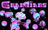 Guardians DOS Title Screen (CGA)