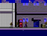 E-SWAT: Cyber Police SEGA Master System Round 1