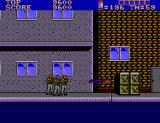 E-SWAT: Cyber Police SEGA Master System Shot dead while in the air