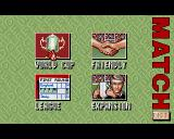 World Class Rugby Amiga Match options.