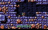 Magic Pockets Atari ST Start of the game.