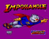Impossamole Amiga Loading screen.
