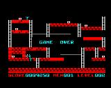 Lode Runner BBC Micro Game Over