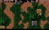 War Zone Atari ST Shoot the enemy.