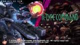 R-Type Command PSP Title screen (English version)