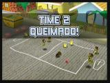 Boomerang Sports Queimada Zeebo When you score the characters will cheer up.