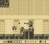 Ninja Gaiden Shadow Game Boy Little trouble