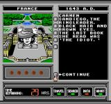 Where in Time is Carmen Sandiego? NES And of course you have access to dossiers of all your favorite crooks