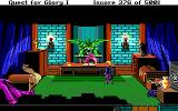 Hero's Quest: So You Want To Be A Hero DOS The brigand leader