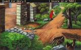 Quest for Glory I: So You Want To Be A Hero DOS Leaving Spielburg