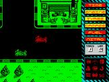 Turbo Kart Racer ZX Spectrum Racing action.
