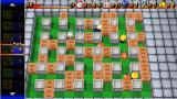 Bomberman PSP Classic Bomberman gameplay enhanced by items and tricks