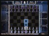 Ultimate Chess 3D Zeebo Starting a new game. After selecting a piece, the game shows its possible movements. Let's try an Open Game.