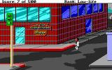 Leisure Suit Larry Goes Looking for Love (In Several Wrong Places) DOS Music shop...wonder if it's open?