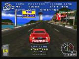 Ridge Racer Zeebo Driving the F/A Racing in the time trial course. Crossing checkpoints will grant you continue racing.