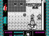 Operation Hanoi ZX Spectrum Blast the baddies.
