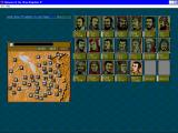 Romance of the Three Kingdoms IV: Wall of Fire Windows 3.x Choose your ruler!