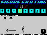 The Games: Winter Edition ZX Spectrum Figure Skating.