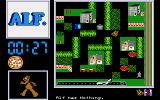 ALF: The First Adventure Atari ST Watch out for trash cans and the dog catcher