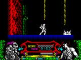 Strider 2 ZX Spectrum Platform action.