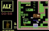 ALF: The First Adventure Commodore 64 Those cats can be quick!