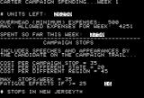 President Elect Apple II Allocating campaign spending around the nation.