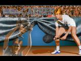 4D Sports Tennis FM Towns Career mode