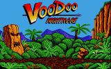 Voodoo Nightmare Atari ST Loading screen.
