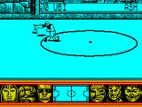Skateball ZX Spectrum Kick-off.