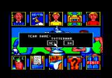 World Soccer Amstrad CPC Pick your team.