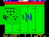 Fantastic American Football ZX Spectrum Rush tactics.
