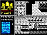 A.L.C.O.N. ZX Spectrum Blasting action.