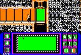 Impossible Mission Apple II The beginning location of the game