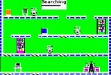 Impossible Mission Apple II Searching...