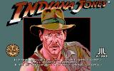 Indiana Jones and the Temple of Doom Atari ST Title screen