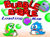 Bubble Bobble FM Towns Loading screen