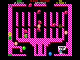 Bubble Bobble FM Towns ...until you get stuck there and killed by powerful fish