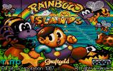 Rainbow Islands Atari ST Loading screen.