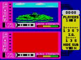Spy vs. Spy: The Island Caper ZX Spectrum The island. Choose your options.