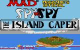 Spy vs. Spy: The Island Caper Atari ST Loading screen.