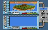 Spy vs. Spy: The Island Caper Atari ST The island. Choose your option.