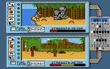 Spy vs. Spy: The Island Caper Atari ST Exploring the island.