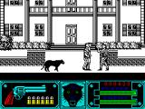 Wild Streets ZX Spectrum Beat 'em up action.