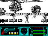 Wild Streets ZX Spectrum More baddies.