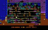 Cool World Atari ST A map of the world