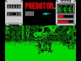Predator ZX Spectrum Shoot the enemy.