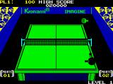 Ping Pong ZX Spectrum Return the ball.