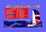 Sailing Amstrad CPC Choose your country.