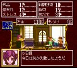 Princess Maker: Legend of Another World SNES Try some new dresses