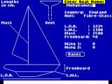 Sailing ZX Spectrum Name your boat.